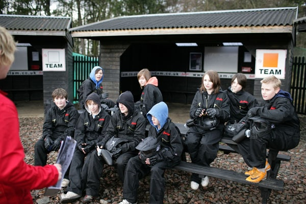 Bedlam Paintball Reading Schools Youth Groups Weekend Warriors Paintballing