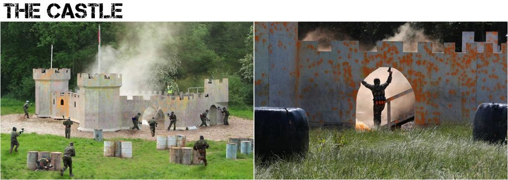 Bedlam Paintball Stafford