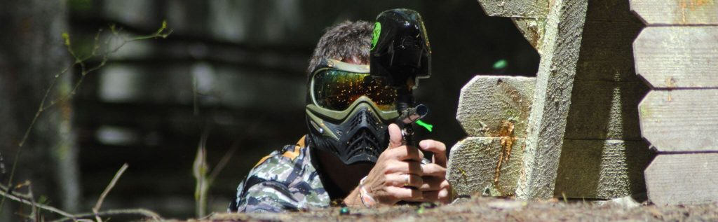 Bridgend paintball Bedlam Paintballing 1