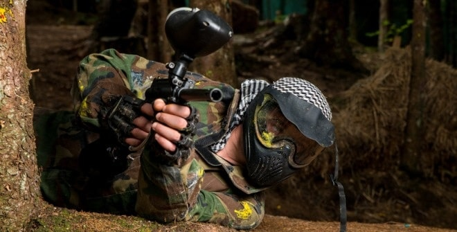Brighouse  Paintball and Lasertag