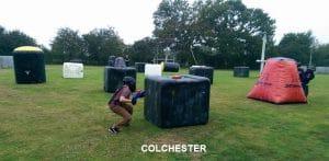 Colchester Bergholt Bedlam Spatmaster Paintball 2