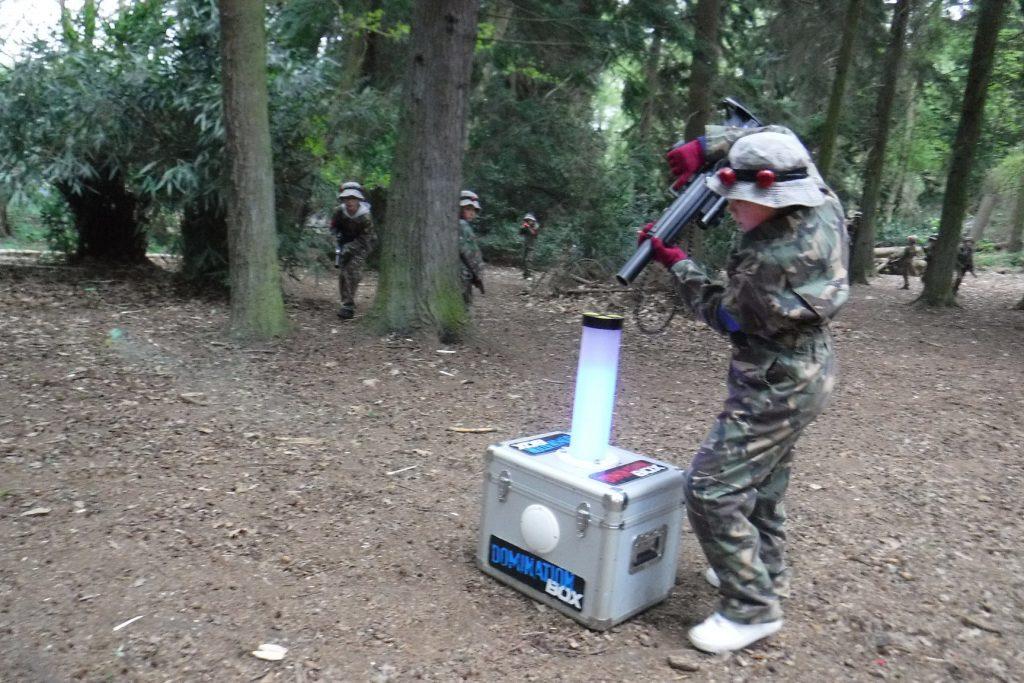 Combat Lasertag sidcup Bedlam 4