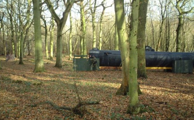 FINMERE.SUBMARINE Bedlam Paintball Paintballing