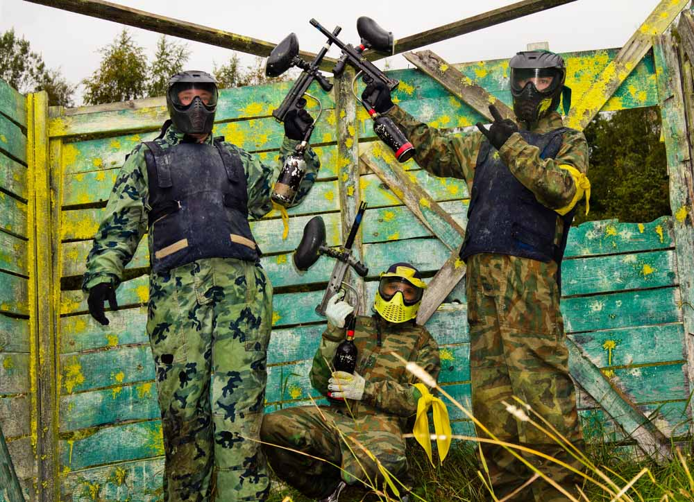 Littlehampton Bedlam Paintball Paintballing
