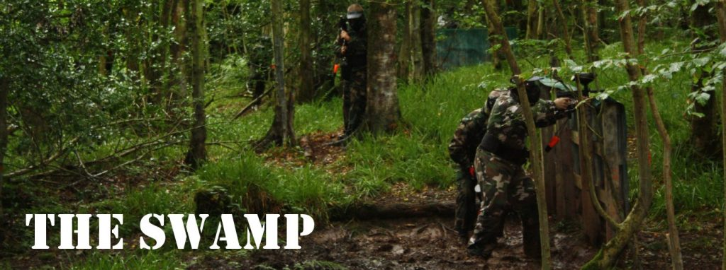 Magherafelt Paintball Zone The Swamp Bedlam
