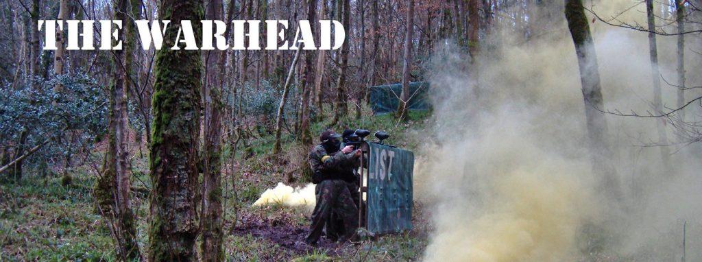 Magherafelt Paintball Zone war head Bedlam