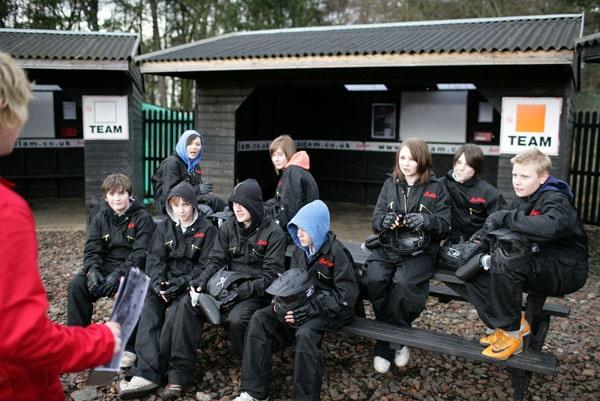 Paintball Edinburgh Schools Youth Groups 139