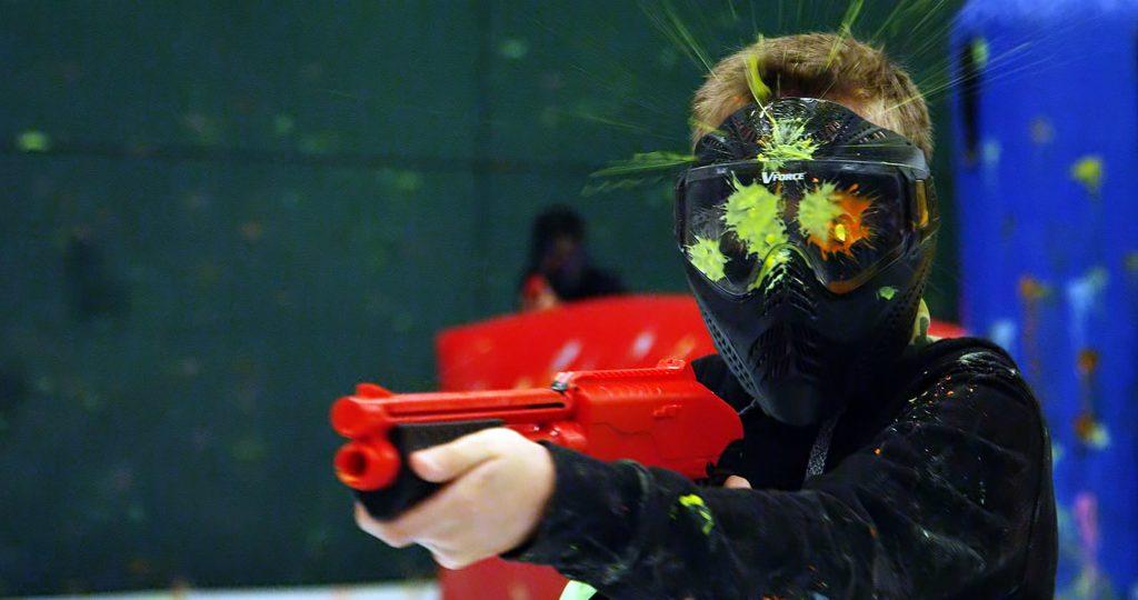 Paintball Splatmaster Indoor Bedlam