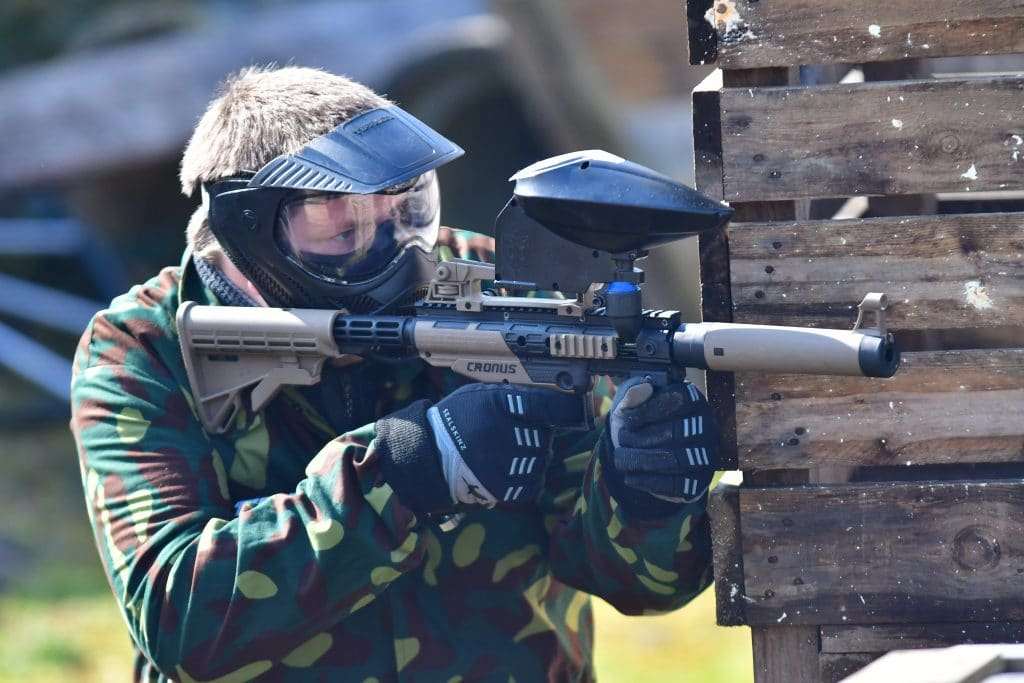 Plymouth Bedlam Paintball 1