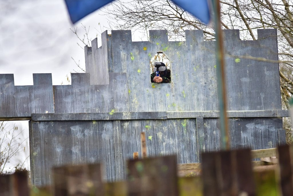Plymouth Bedlam Paintball 4
