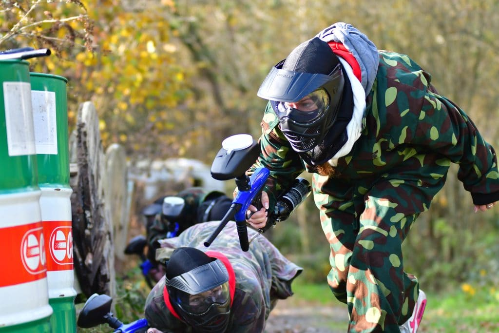 Plymouth Bedlam Paintball 7