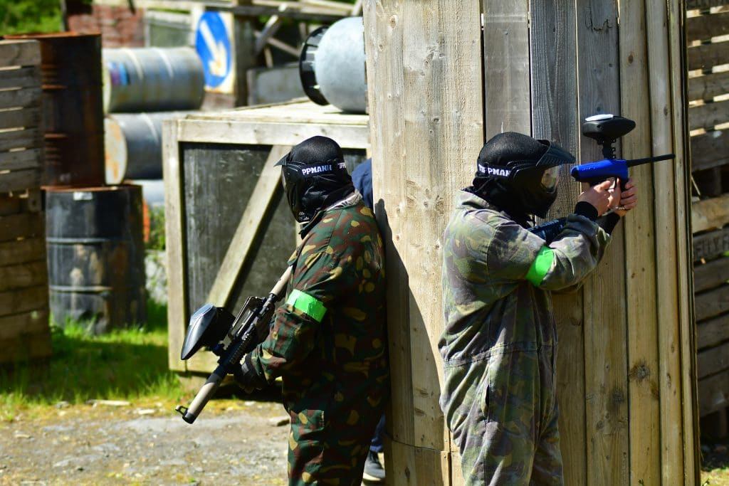 Plymouth Bedlam Paintball 8