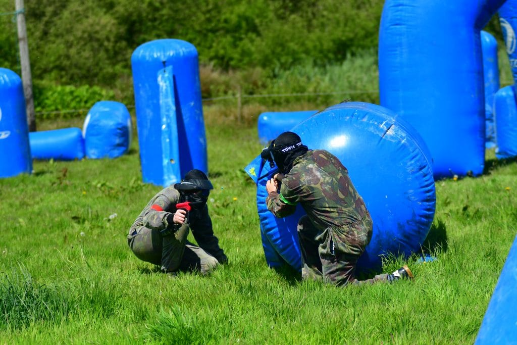 Plymouth Bedlam Paintball 9