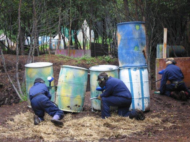 Preston Paintball Bedlam Paintball 1