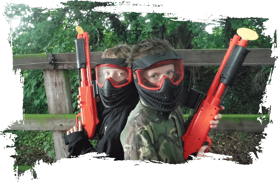 Splatmaster Bedlam Paintball Low Velocity