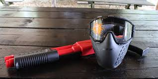 Google Glass to overtake Go-Pro in Paintballing?