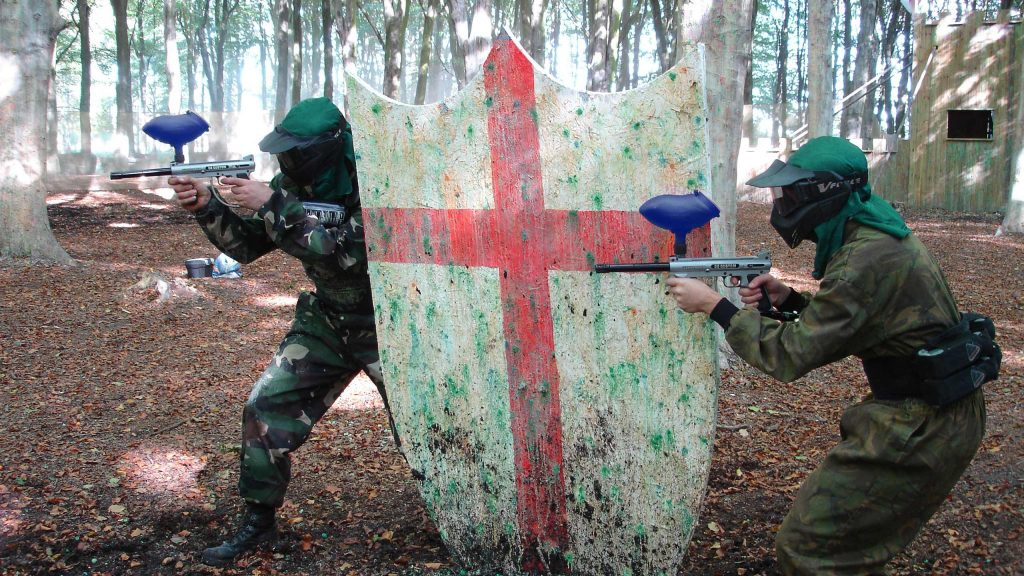 Thetford Paintball Bedlam