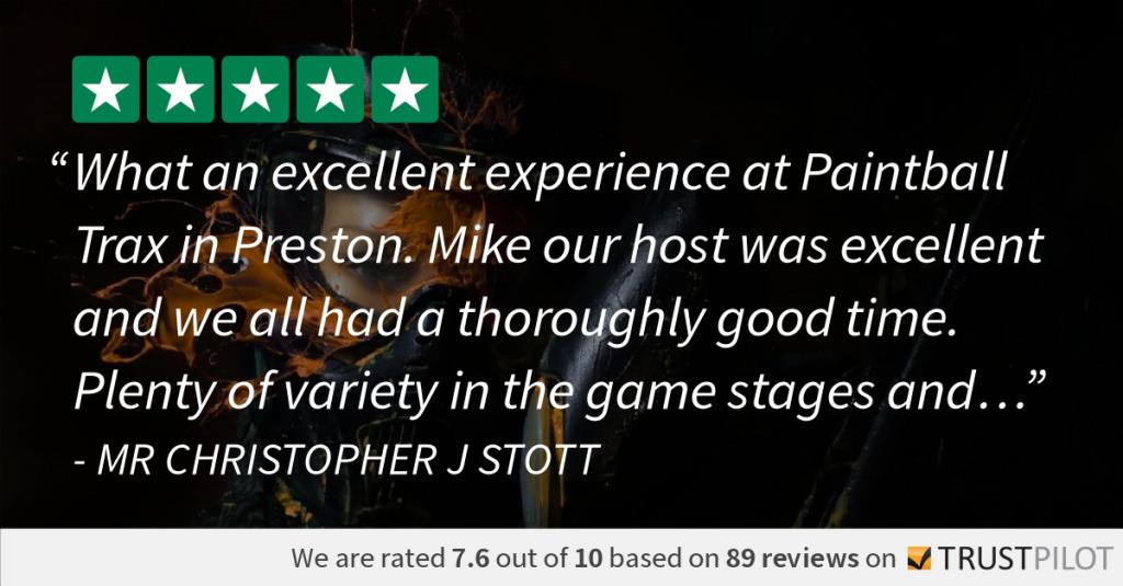 Trustpilot Review MR CHRISTOPHER J STOTT Preston