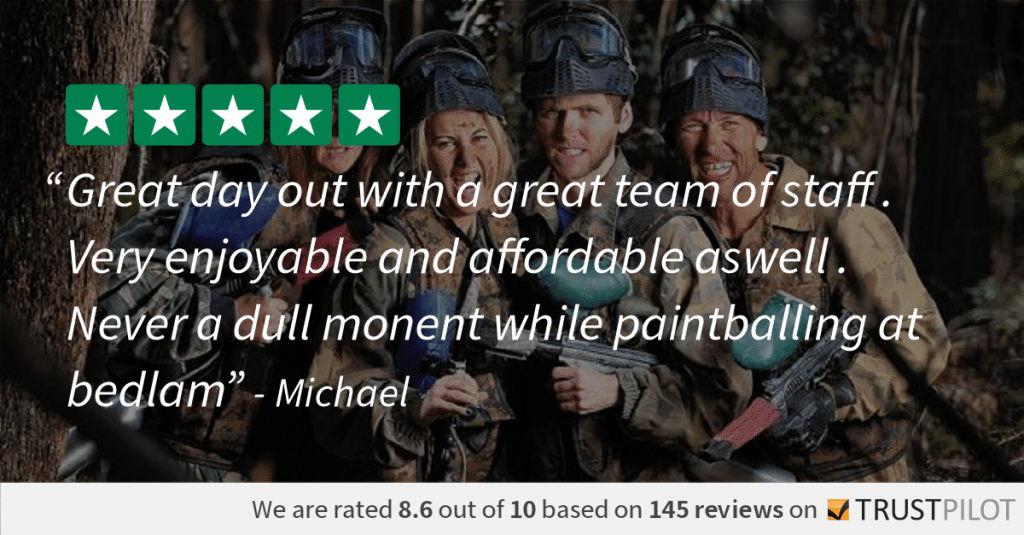 Trustpilot Review Michael Bedlam Price