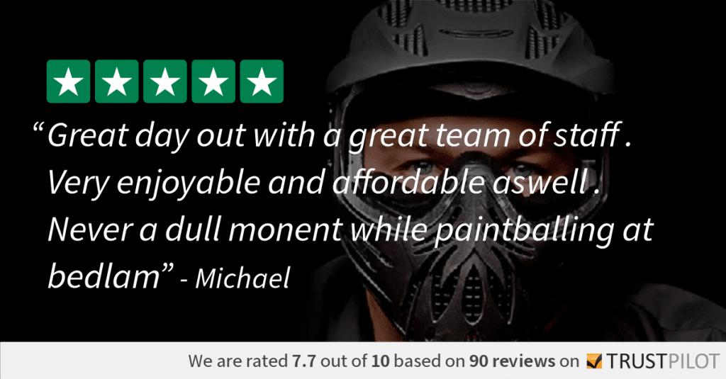 Trustpilot Review Michael Price