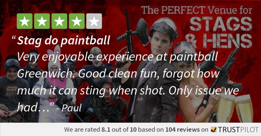 Trustpilot Review Paul Stag