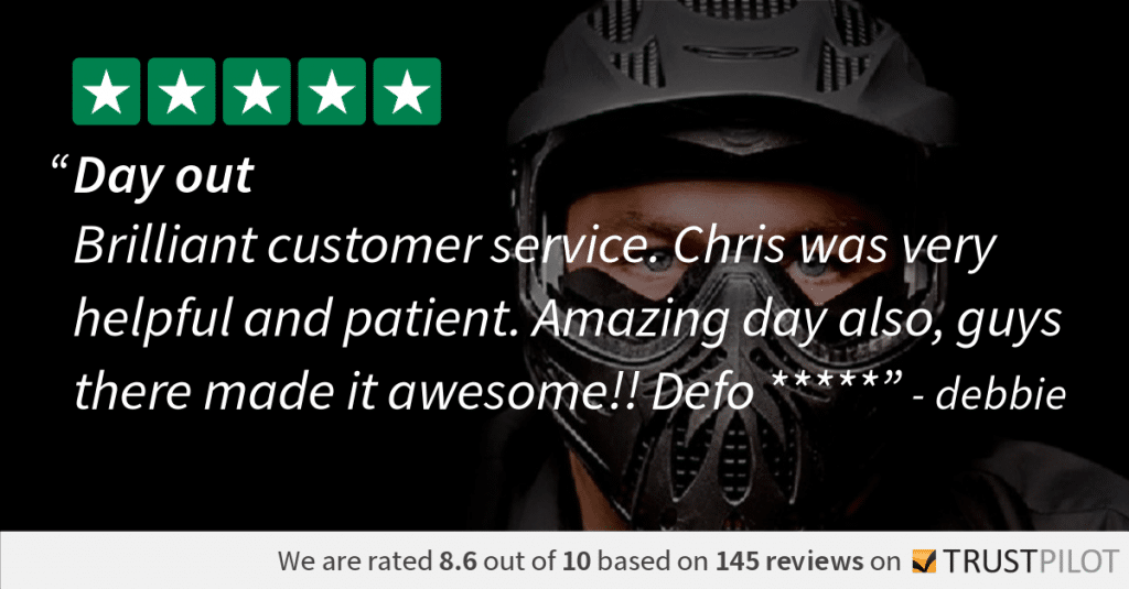 Trustpilot Review debbie Day Out