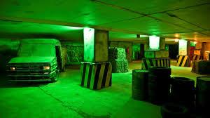 bunker 51 greenwich Bedlam Paintball Paintballing 3