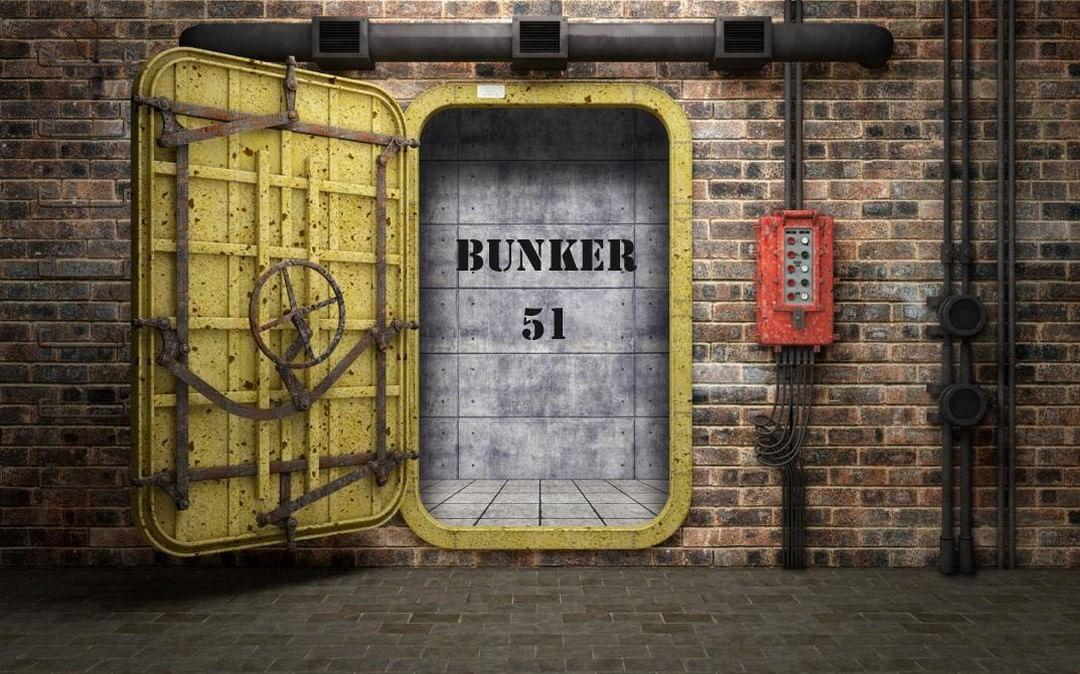 bunker 51 greenwich Bedlam Paintball Paintballing 5