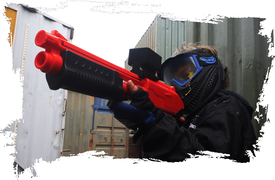paintball Splatmaster Bedlam