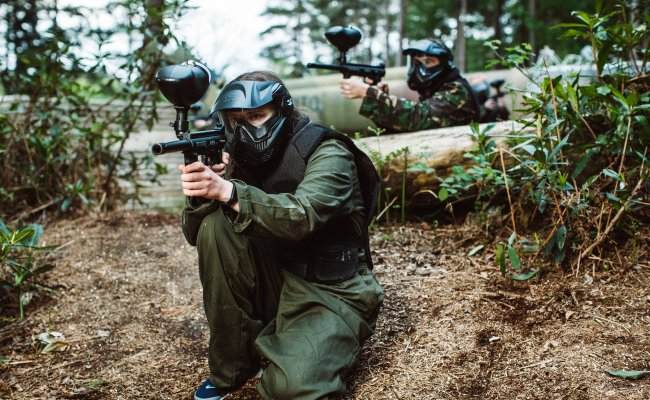 sidcup paintball bedlam paintballing 1