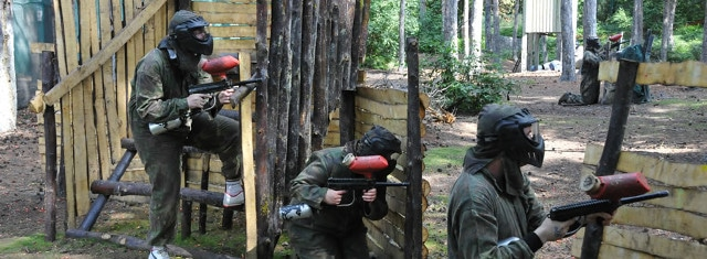 sidcup paintball bedlam paintballing 2