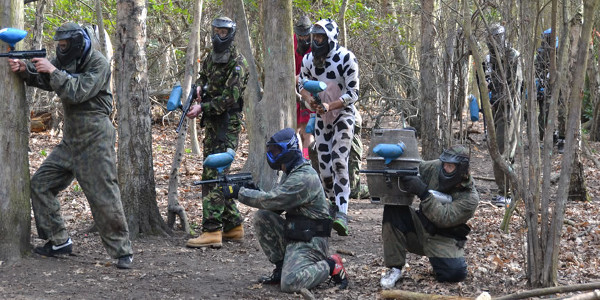 sidcup paintball bedlam paintballing 3