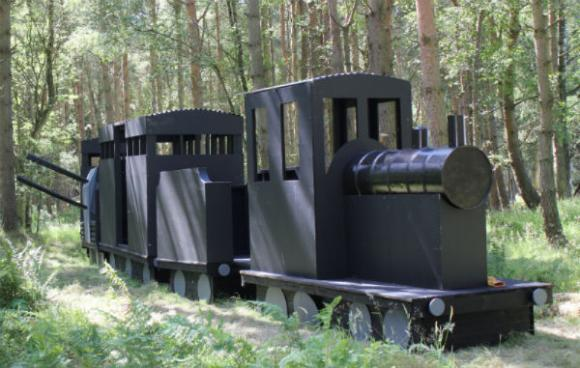 Edzell train