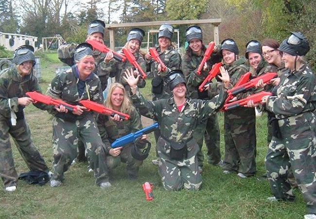 Mini Paintball, Young Guns , in other words Splatmaster Paintball