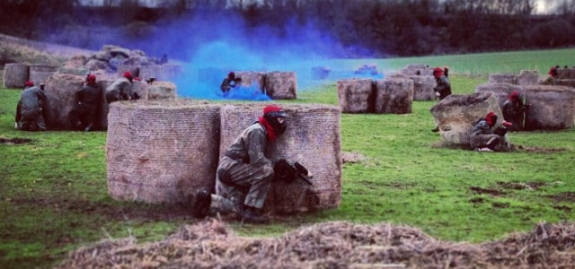 The Riot Paintball Kent