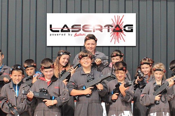 Bedlam lasertag kids parties hen parties slideshow slideshow